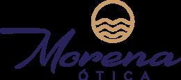 Logo Óticas Morena Rodapé
